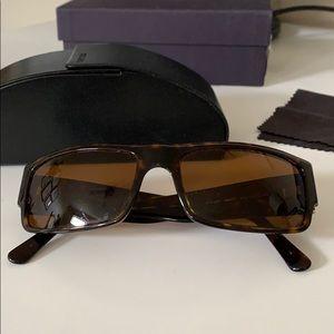 Women's Tortoiseshell Prada Sunglasses
